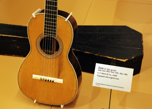 Martin 2-34 style Guitar