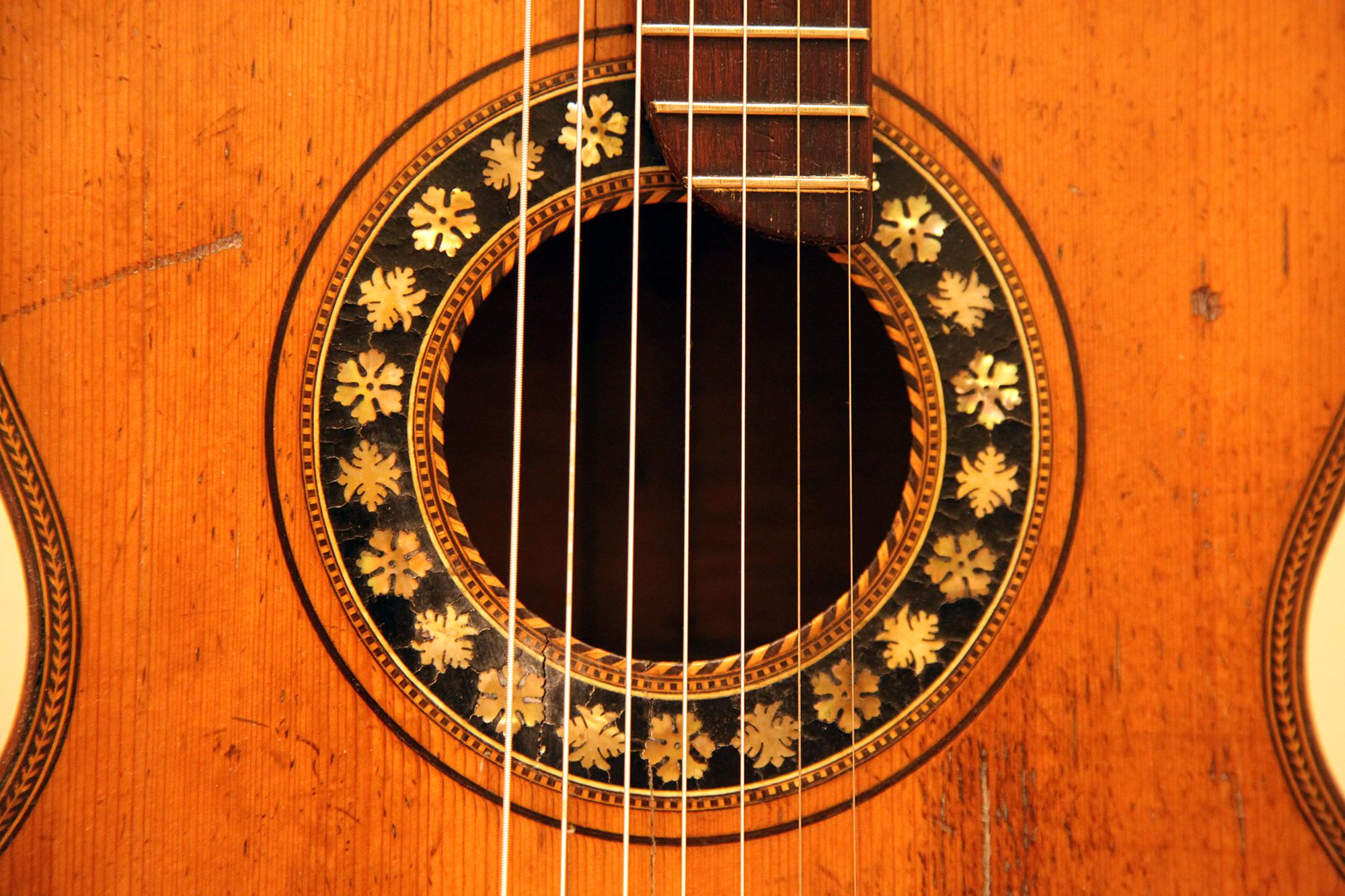 Russian String Rosette