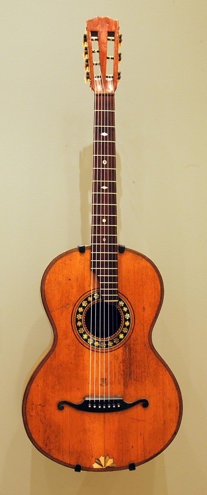 A 7 guitar