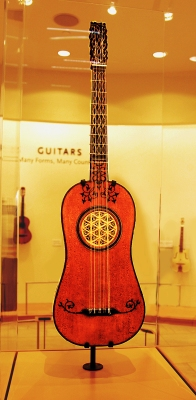 World's Oldest Guitar